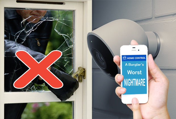 Home Security Systems: A Burglar's Worst Nightmare