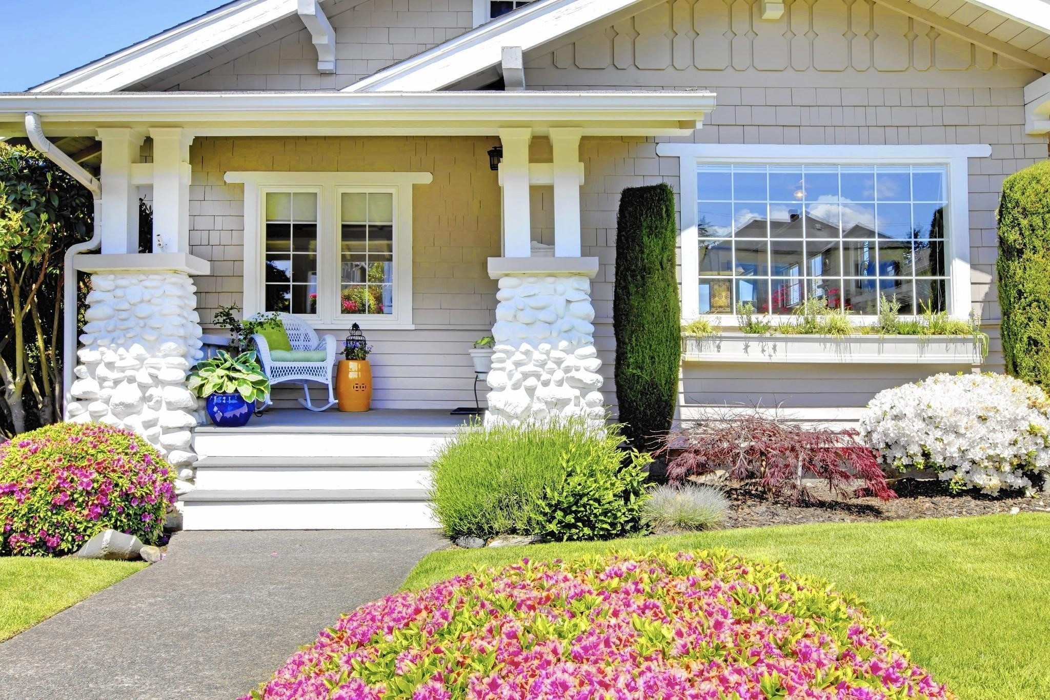 Curb Appeal to Your Property