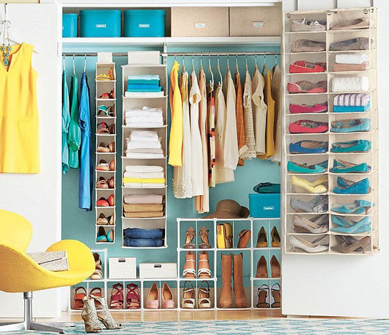 Basic Closet Organization Tips