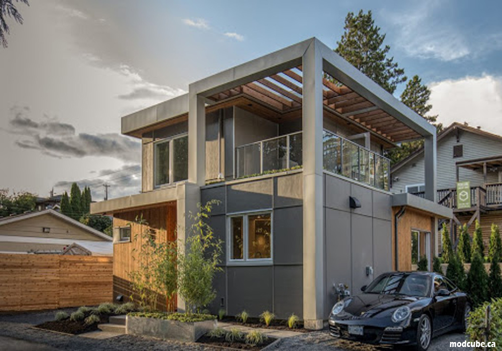 Coach Homes in North Vancouver - Expand Your Space and Your Income!