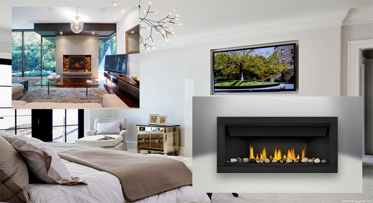 The Attraction & Beauty of Fireplaces In a Home