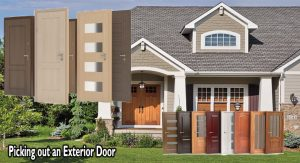 Picking out an Exterior Door - Maintaining Your Home's Architectural Qualities