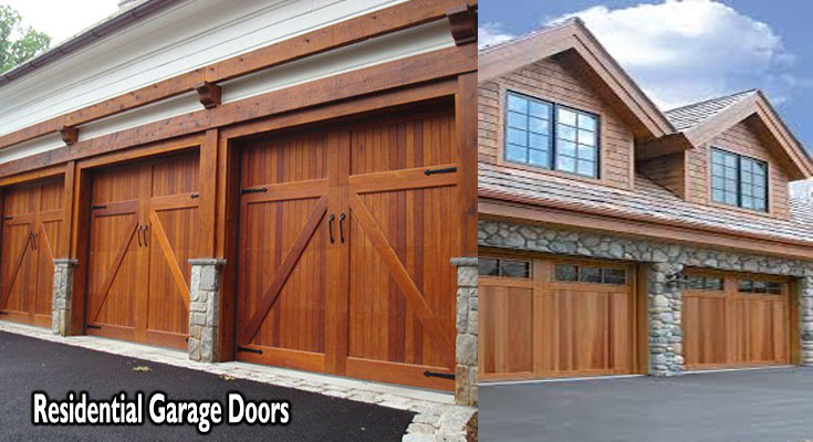 Residential Garage Doors - Individual Injury Claims