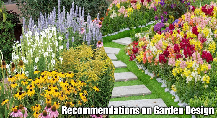 Recommendations on Garden Design