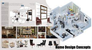 Custom Log Home Design Concepts